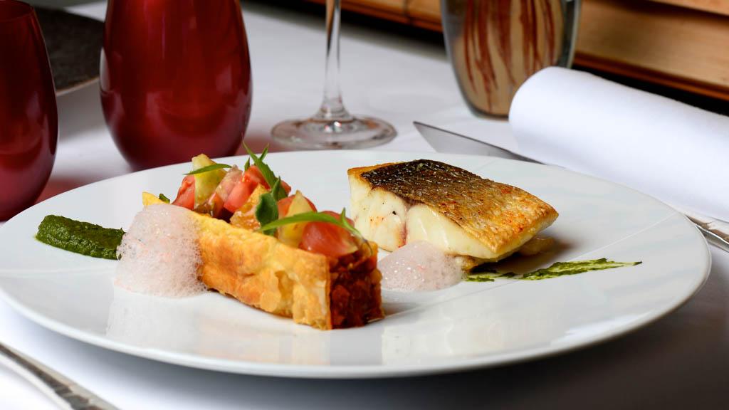 Restaurant la Rochelle - Les Flots - Grégory Coutanceau